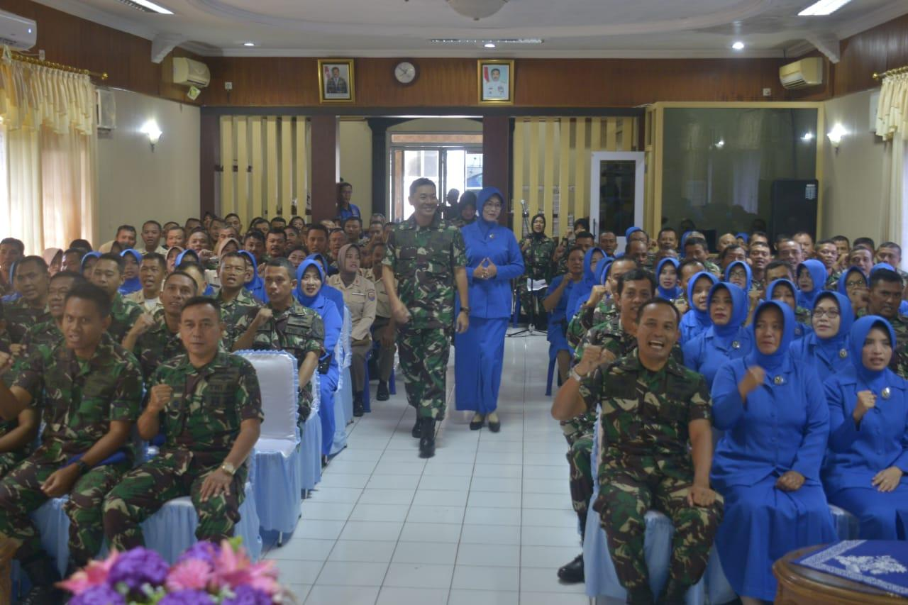 Danlanal Cilacap Gelar Entry Briefing