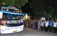 Pelepasan 188 orang Jama'ah Calon Haji Asal Sergai, Ini Harapan Darma Wijaya