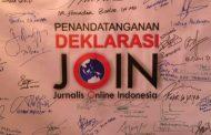 Sekjen DPP JOIN Dukung Insan Pers Tampil Di Pilkada KSB