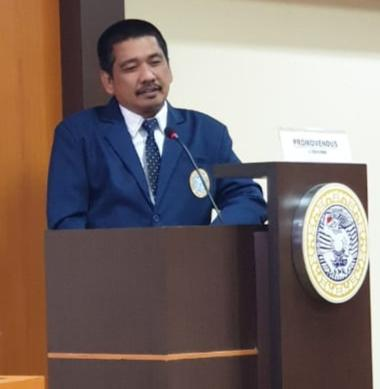 Wakil Sekretaris NU Gresik Raih Gelar Doktor di Unair