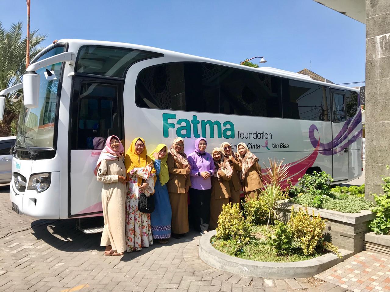 Fatma Foundation Prioritaskan Pap Smear untuk Guru di Desa Keboan Singkep Sidoarjo