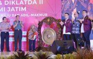 Gubernur Khofifah Dorong HIPMI Bersiap Hadapi Tantangan Ekonomi Era Digital
