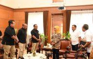 Gubernur Khofifah Dorong UKM dan IKM Jatim Manfaatkan Fasilitas Pusat Logistik Berikat