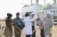 Gubernur Khofifah Beri Penguatan Wawasan Kebangsaan kepada 1.200 Siswa MPLS