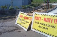 Proyek DPUBM Kabupaten Malang Senilai Rp 3,3 Milyar Tanpa Papan Nama