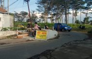 Pekerjaan Terhenti, Warga Keluhkan Proyek DPUBM Kabupaten Malang Senilai Rp 3 M