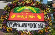 Dikirimi Karangan Bunga Jokowi, BeritaLima Ucapkan Terimakasih