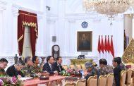 Terima CEO Inpex Bahas Blok Masela, Presiden Jokowi Tekankan Penggunaan Konten dan SDM Lokal