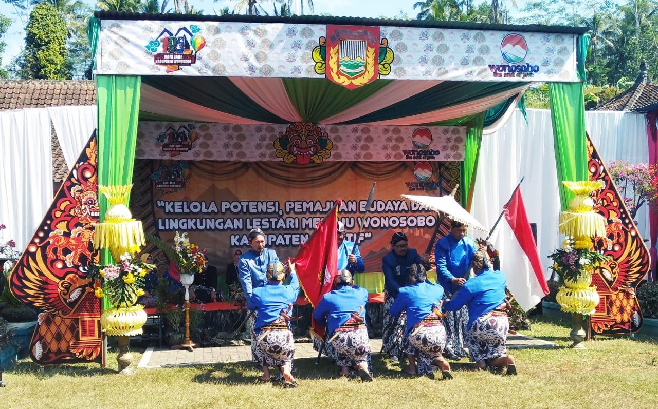 Kirap Panji dan Jagong Budaya Rangkaian Peringati Hari Jadi Wonosobo di Kepil