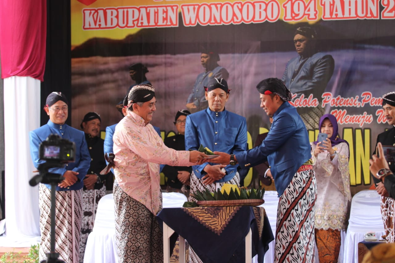 Di Kecamatan Watumalang Sarasehan Budaya Warnai  Hari Jadi Wonosobo Ke-194