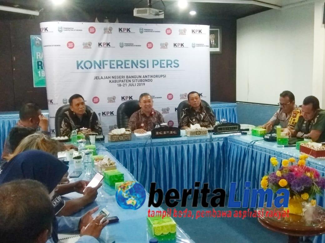 Penasehat KPK Puji Kepatuhan LHKPN Pejabat Kabupaten Situbondo Capai 100 Persen