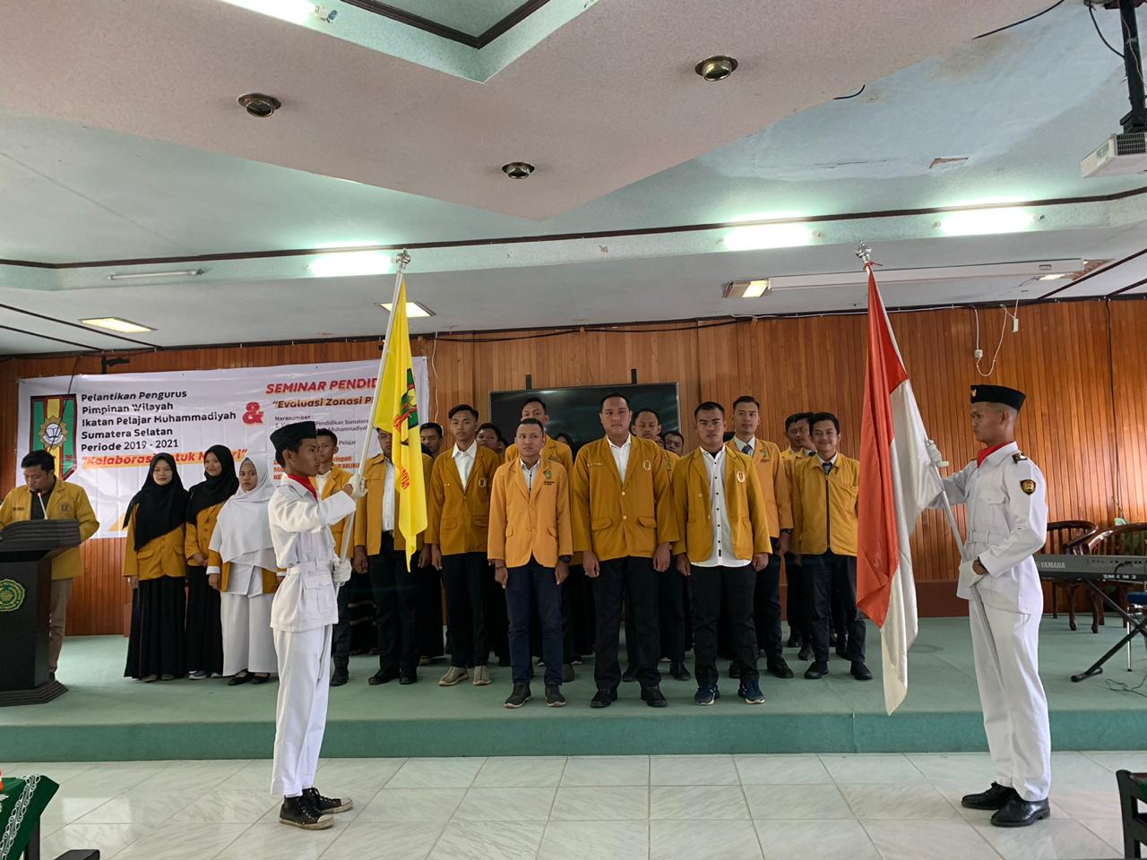 Wawan Setiawan Resmi Nahkodai IPM Sumsel Periode 2019 – 2021