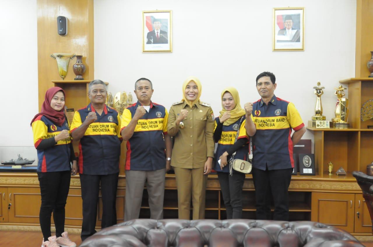 Ratusan Peserta Bakal Ramaikan Lomba Marching Band Kota Palembang