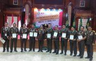 Badiklat Kejagung Juara Pertama di Pameran Produk Unggulan HBA ke-59