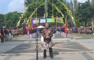 Prosesi Puncak Acara Hari Jadi Wonosobo Ke-194 Gunakan Adat Jawa