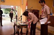 Fitri Hidupkan Kembali Gerakan Pramuka Palembang