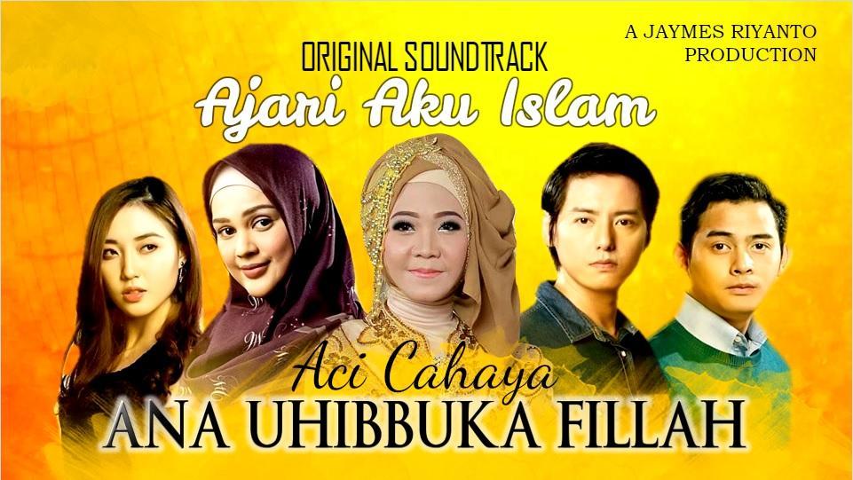 Rilis OST Ajari Aku Islam, Jaymes Riyanto Siap Ikuti Festival Film Luar Negeri