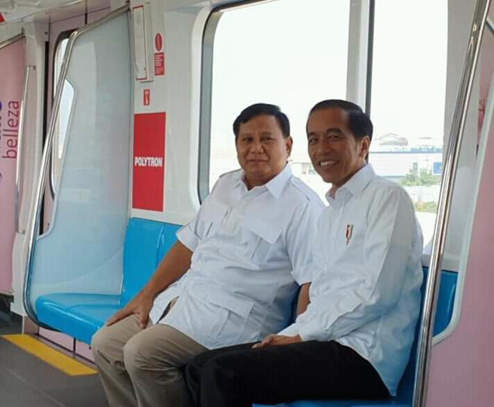 Jokowi dan Prabowo adalah Negarawan Sejati