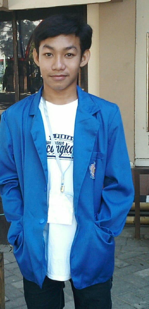 Mahasiswa Komunikasi Unismuh Makassar ini Pimpin Organda Hipermata di Kampusnya