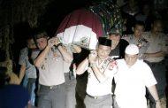 "Kapolres Probolinggo Hadiri Pemakaman ""NH"""