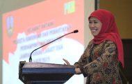Kemiskinan Jawa Timur Turun 0,48 Persen, Khofifah : Penurunan Paling Signifikan Selama 5 Tahun Terakhir