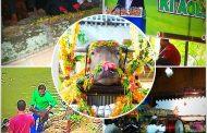 Ritual Nyadran Dam Bagong, Warga Larung Kepala Kerbau