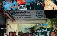 Usai Lantik DPD Surabaya, Ketum GIAN Silaturrahmi ke DPW Jatim