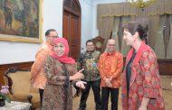Kurangi Kemiskinan, Gubernur Ajak TNP2K Asistensi Ke Daerah