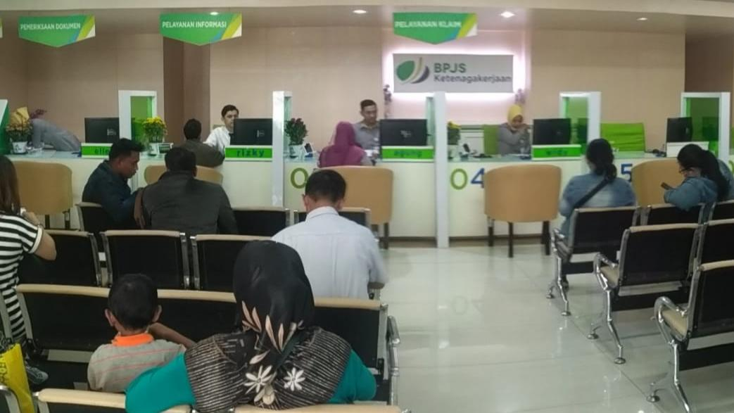 BPJS Ketenagakerjaan Surabaya Karimunjawa Tingkatkan Layanan Prima