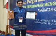 Leadership Training Pimpinan PTM WR II Unismuh Makassar Dr Andis Terpilih Jadi Peserta Paling Menginspirasi