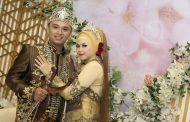 Ketua Kadin Surabaya Jamhadi Hadiri Resepsi Pernikahan Ardhi dan Febri