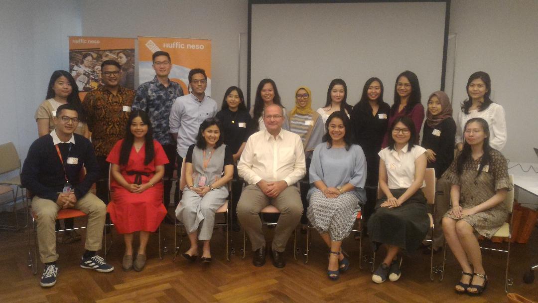 Orange Tulip Scholarship Tetap Menarik Perhatian Mahasiswa Indonesia