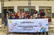 Mahasiswa UTM Latih Warga Desa Buluk Agung Buat Produk Unggulan