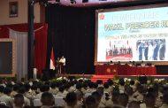 Panglima TNI :  781 Capaja TNI-Polri Siap Dilantik oleh Presiden RI