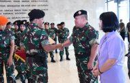 Panglima TNI Pimpin Sertijab Kapuskes TNI
