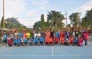 Pasmar 2 Olahraga Bersama Dengan RSAL dan BANK BNI