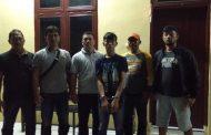 Pelaku Bajing Loncat Kembali Ditangkap Polres Sergai