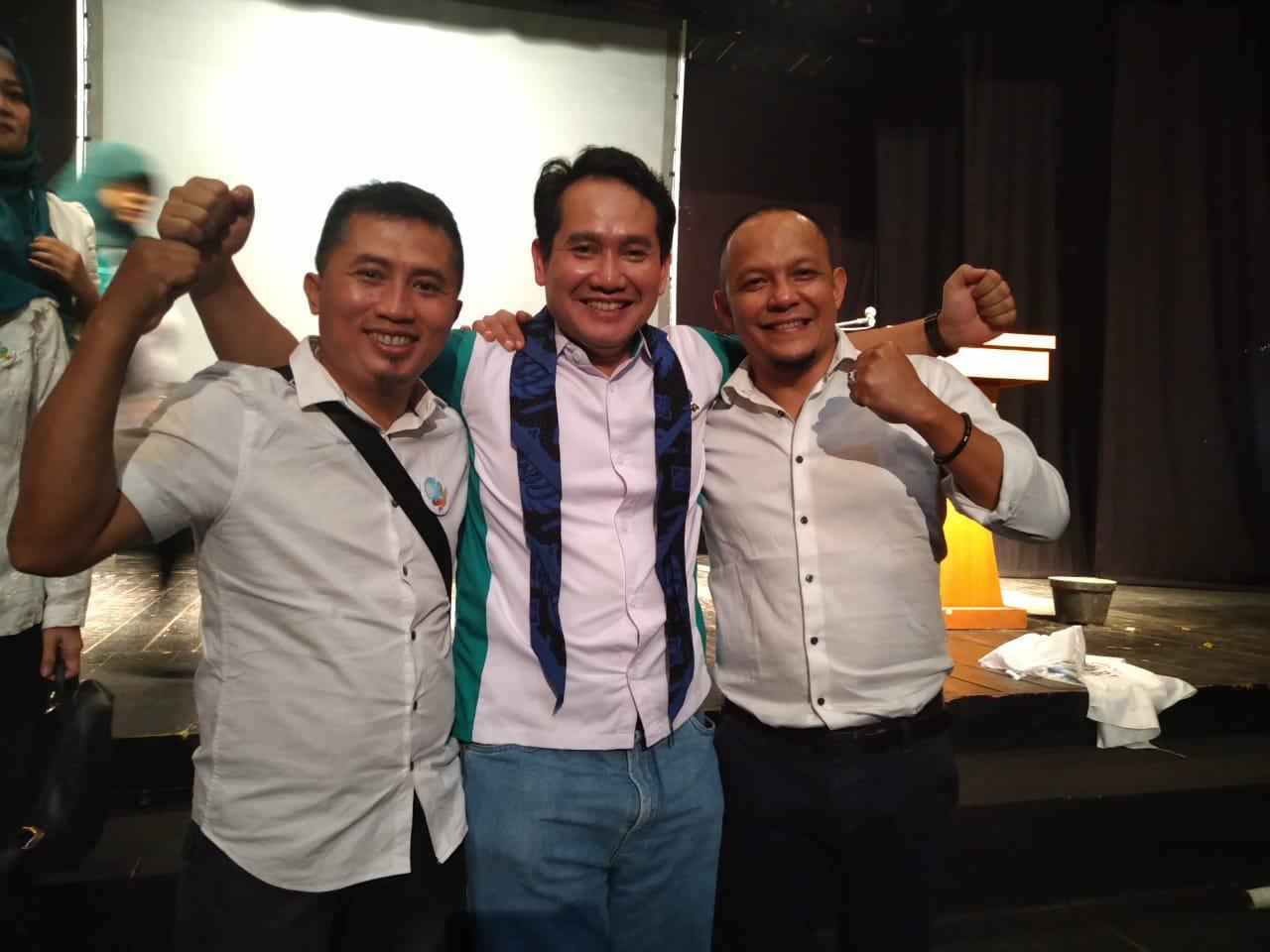 Pengurus DPD Genppari Tasikmalaya dilantik, Pariwisatanya Tambah Maju