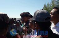 Kadiv Keamanan PT Garam di Pamekasan Tak Bisa Jelaskan Tuntutan Aksi, Terkesan Lempar Batu Sembunyi Tangan