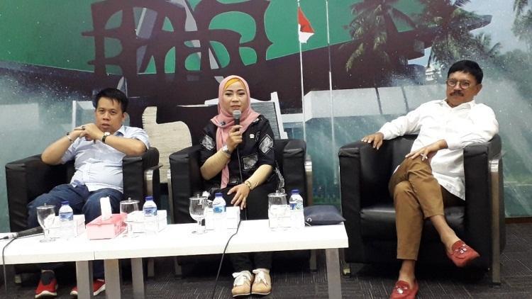 Lolos Seleksi, Nurhayati Ali Assegaf Ikut Uji Kepatutan dan Kelayakan Pimpinan BPK RI