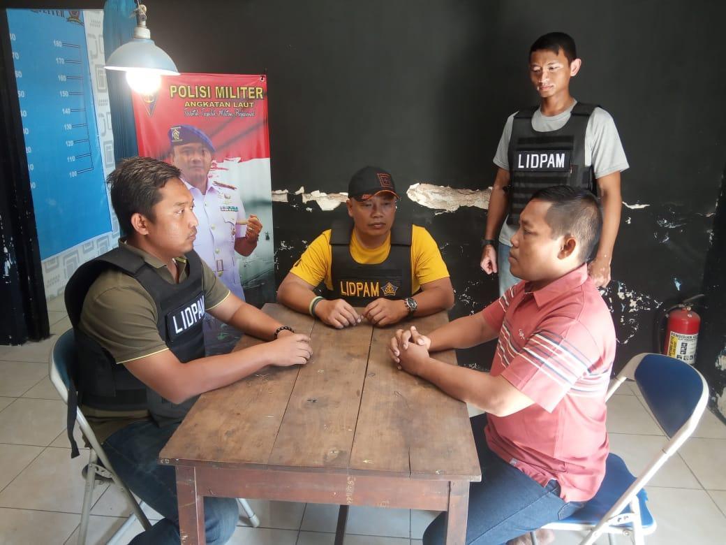 Luar Biasa, Polisi Militer Lantamal V Kembali Tangkap Prajurit Disertir