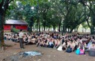 Cetak Siswa Berprestasi dan Kuat SMAN 13 Depok Gelar Pelatihan Pramuka di Cibubur