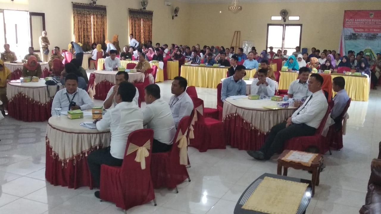Melalui Program KUR dan UMi, Pemkab Touna harapkan sebagai penggerak di sektor usaha produktif