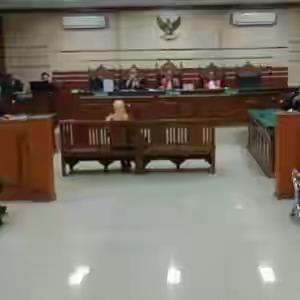 Pungli Jaspel, Mantan Kepala Puskesmas Porong Dituntut 1,5 Tahun Penjara