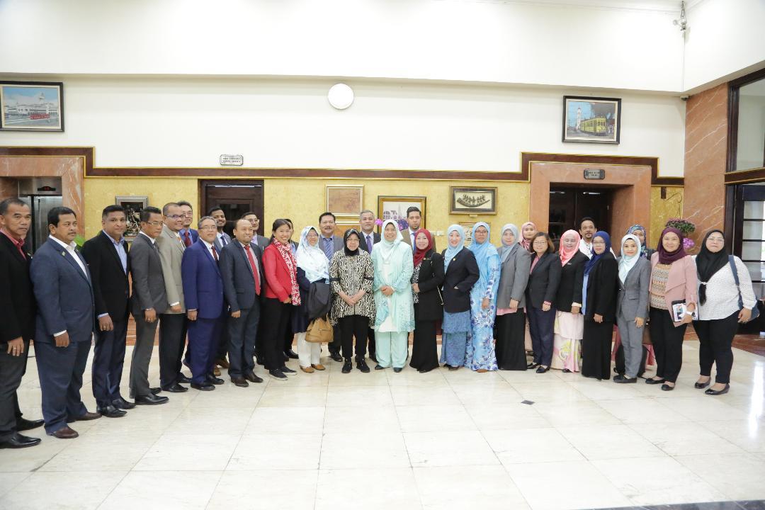 Surabaya Menjadi Rujukan Pertama Malaysia Belajar Tata Kelola Kota