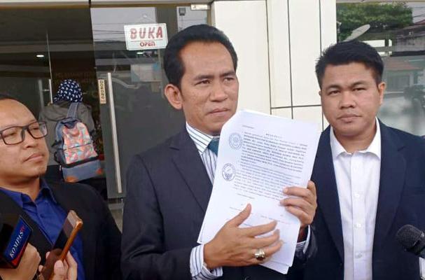 Kuasa Hukum Fahri Serahkan Surat Permohonan Sita Aset Sohibul Iman ke PN Jaksel