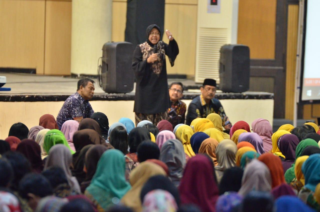 Wali Kota Risma Terima Penghargaan Women Empowerment di Singapura