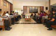 Panitia Kongres V PDIP Minta Bantuan Pengamanan ke Kapolda Bali