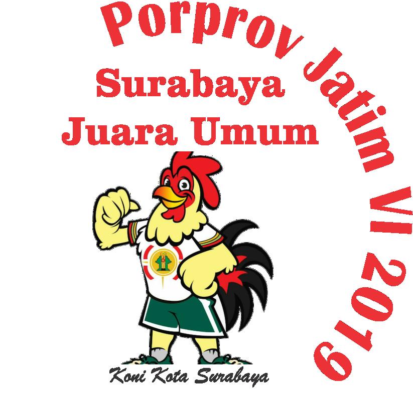 Porprov VI, Surabaya Masih Pimpin Klasemen Renang