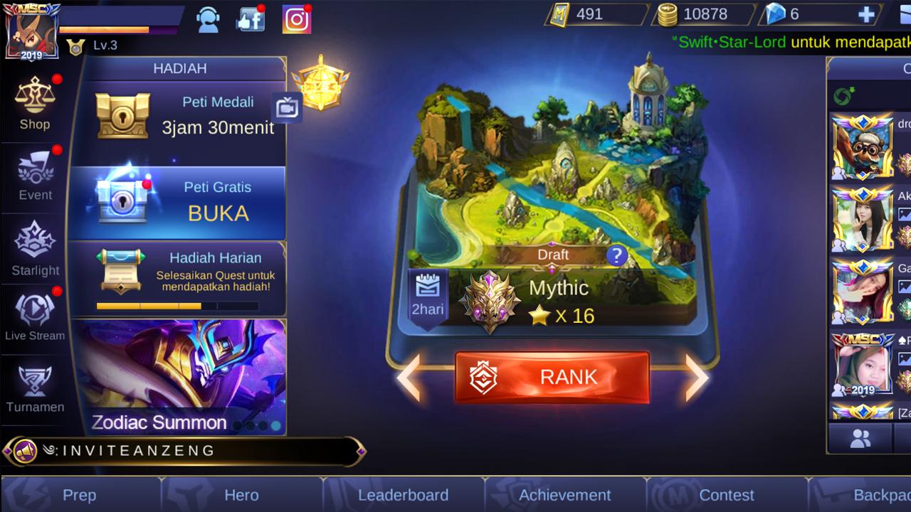 4000 Koleksi Gambar Mobile Legend Level Tinggi HD Terbaik